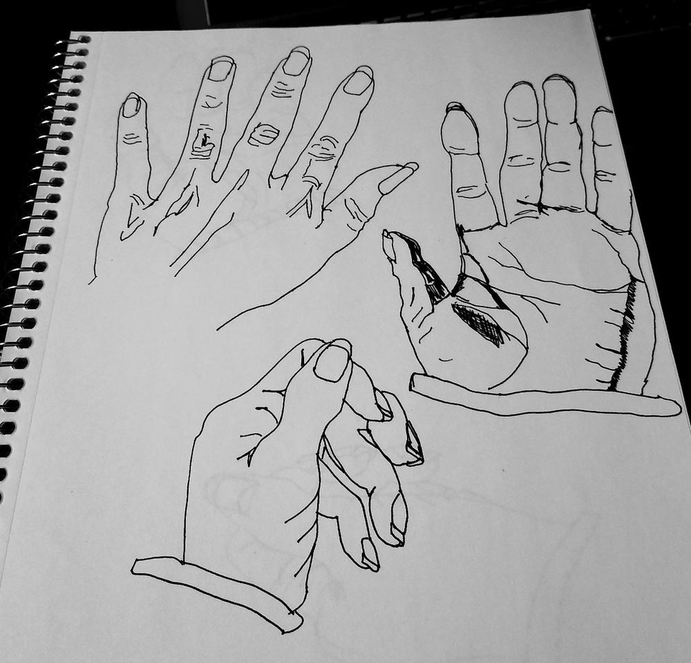 Drawing Practice- Exercises - image 2 - student project