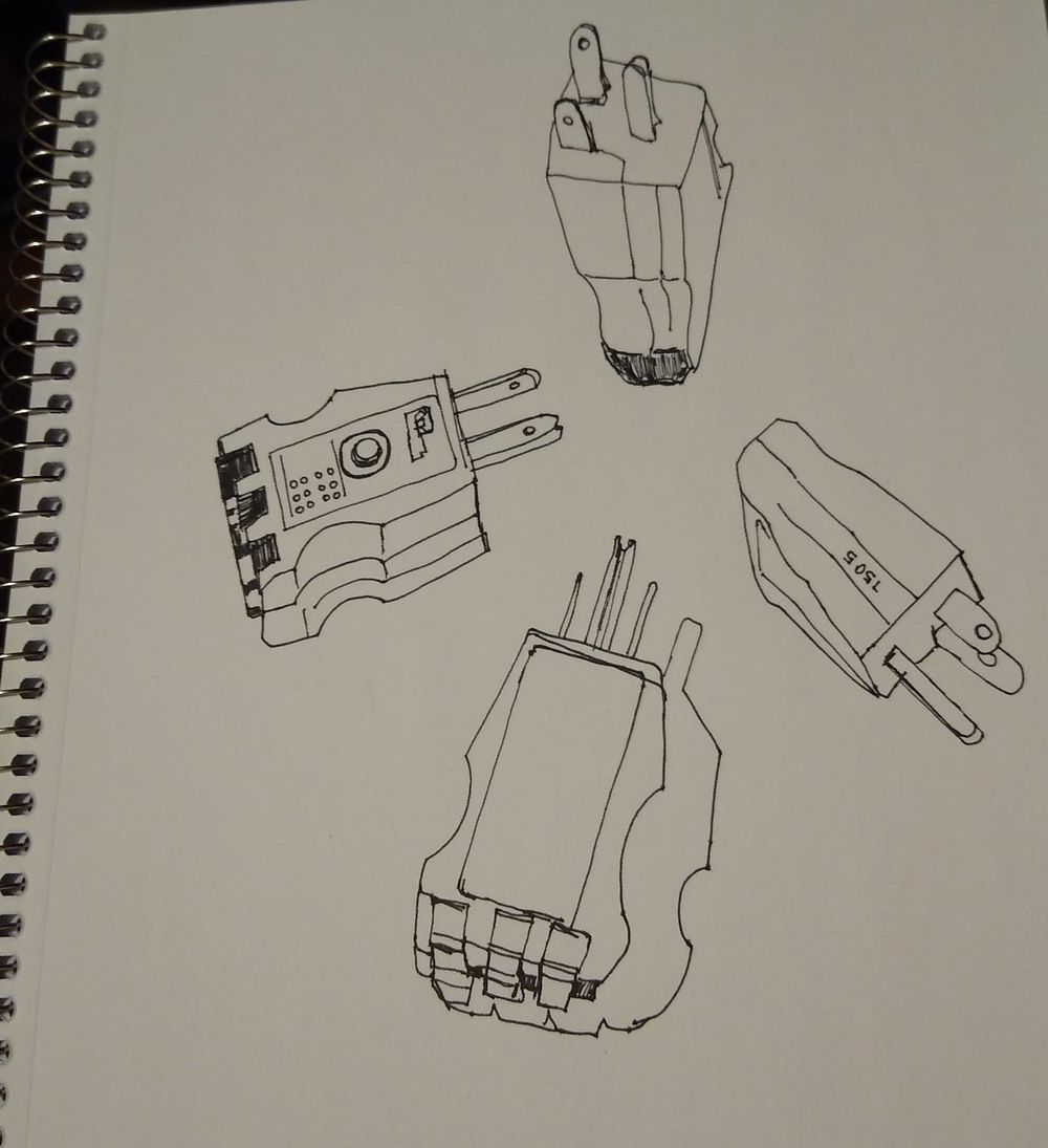 Drawing Practice- Exercises - image 1 - student project