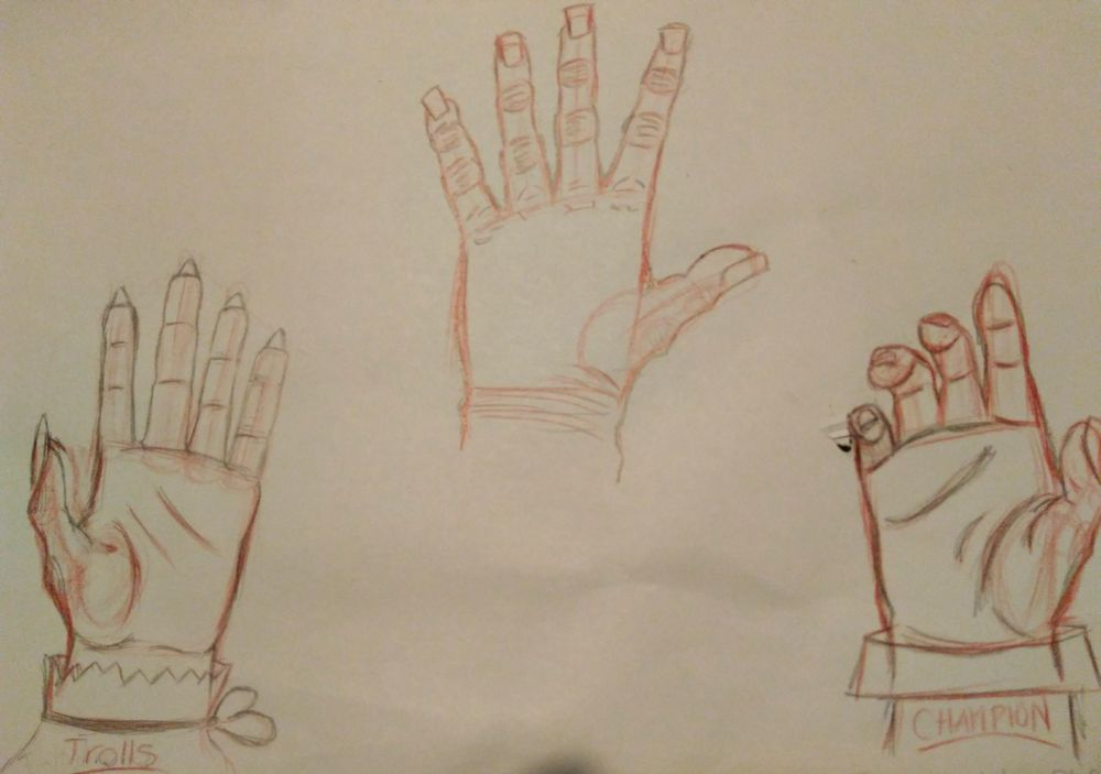 Thanos thanks you for the amazing hand drawing tutorial. Pls comment feedback - image 1 - student project