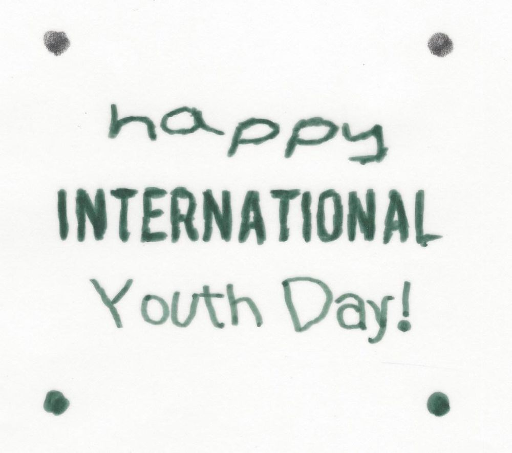 International Youth Day - image 1 - student project