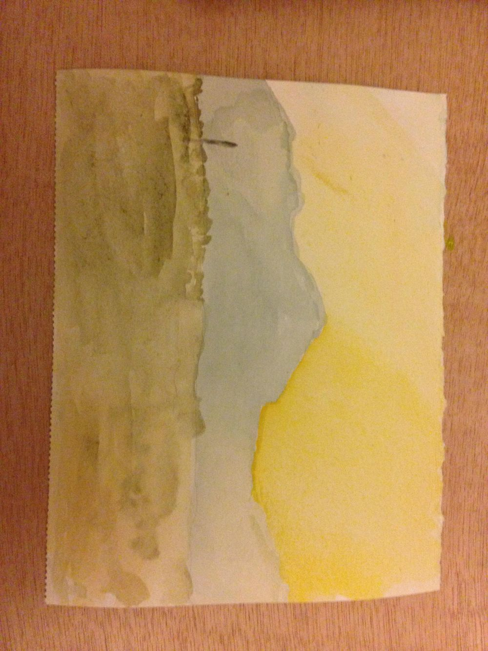 Water Color Study of the things I love most  - image 3 - student project