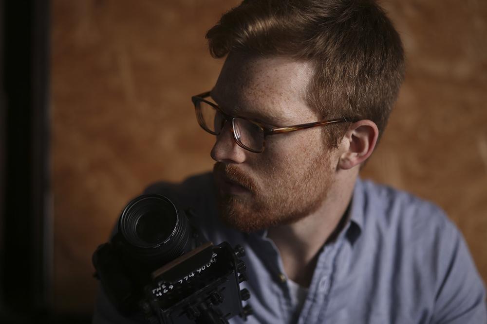 Photographer Portrait - image 1 - student project
