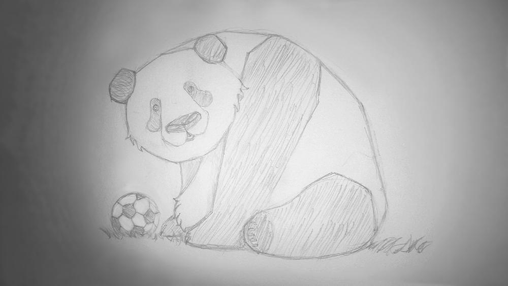 Panda Print - image 1 - student project