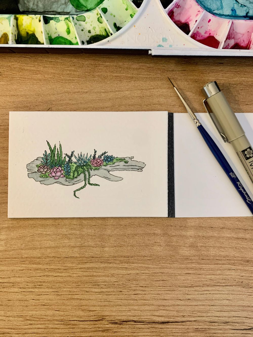 100 Days of Small Illustrations - Finished - image 11 - student project