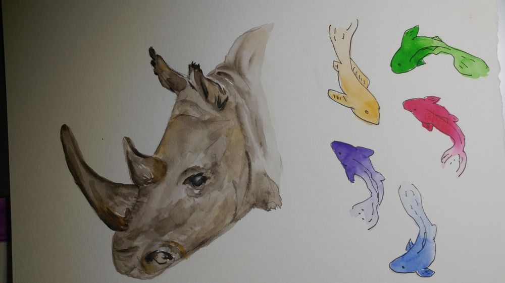 Rhino Class Project - image 1 - student project