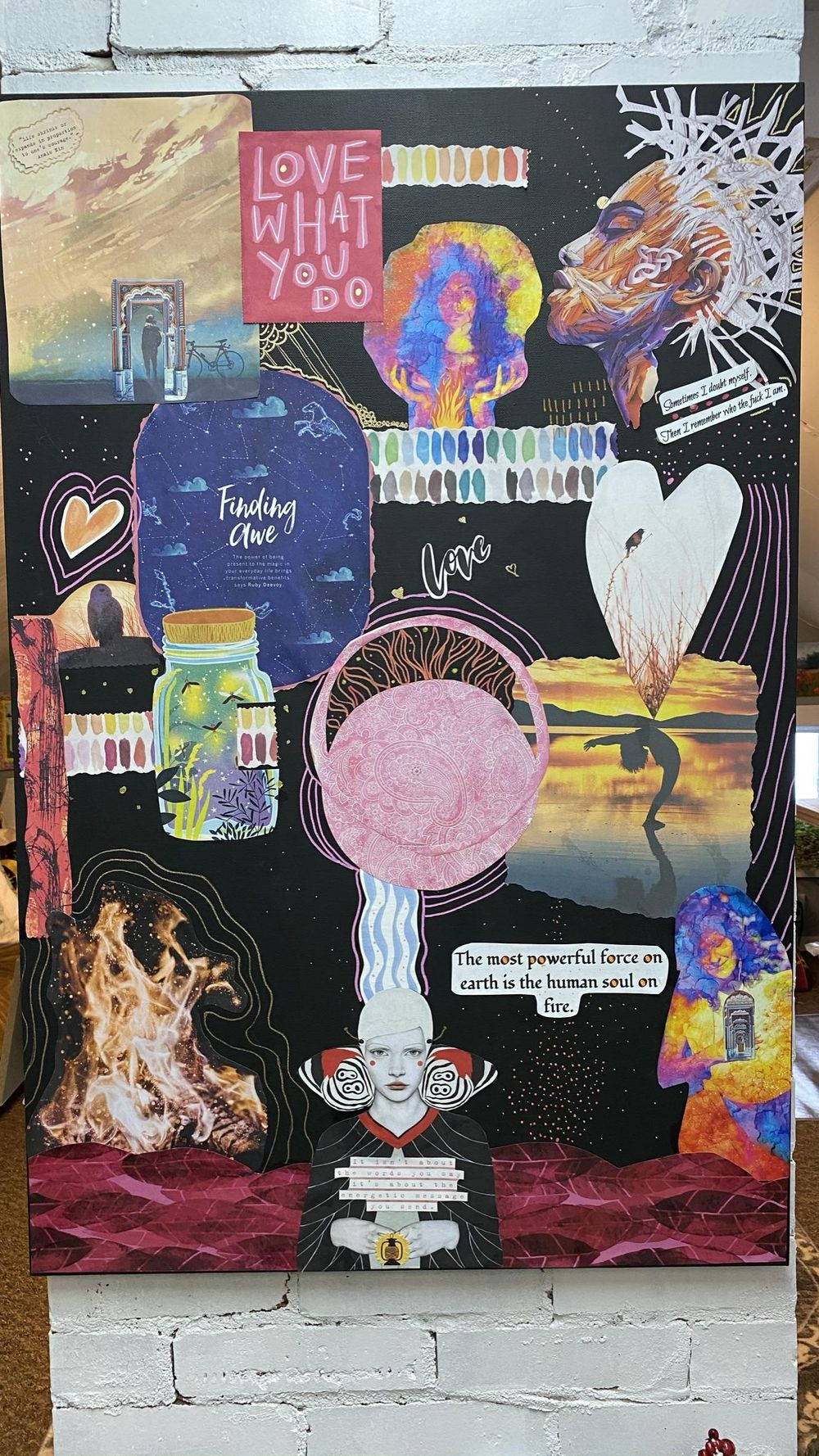 Passion - Consistency - Self Love - image 1 - student project