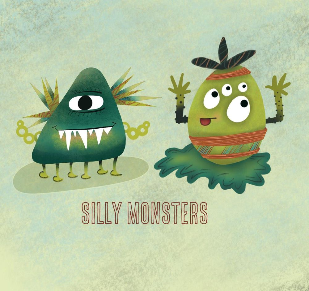 Silly Monsters - image 2 - student project