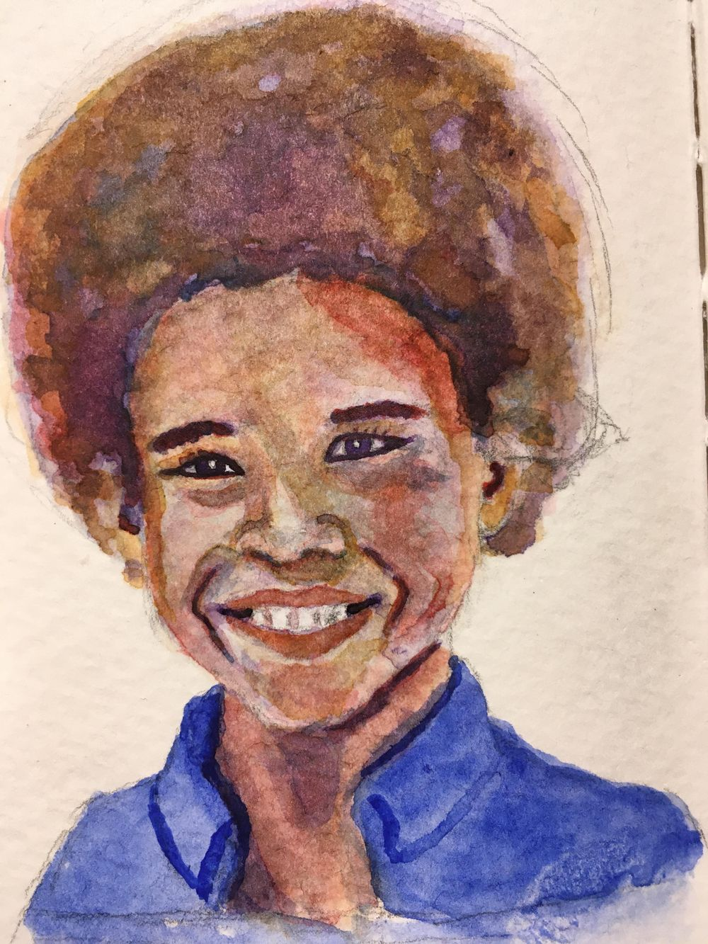 Skin Tones Assignments - image 2 - student project