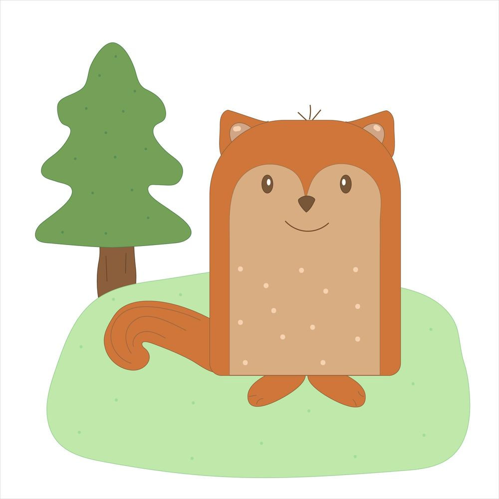 Cute Animals and Pillows - image 8 - student project