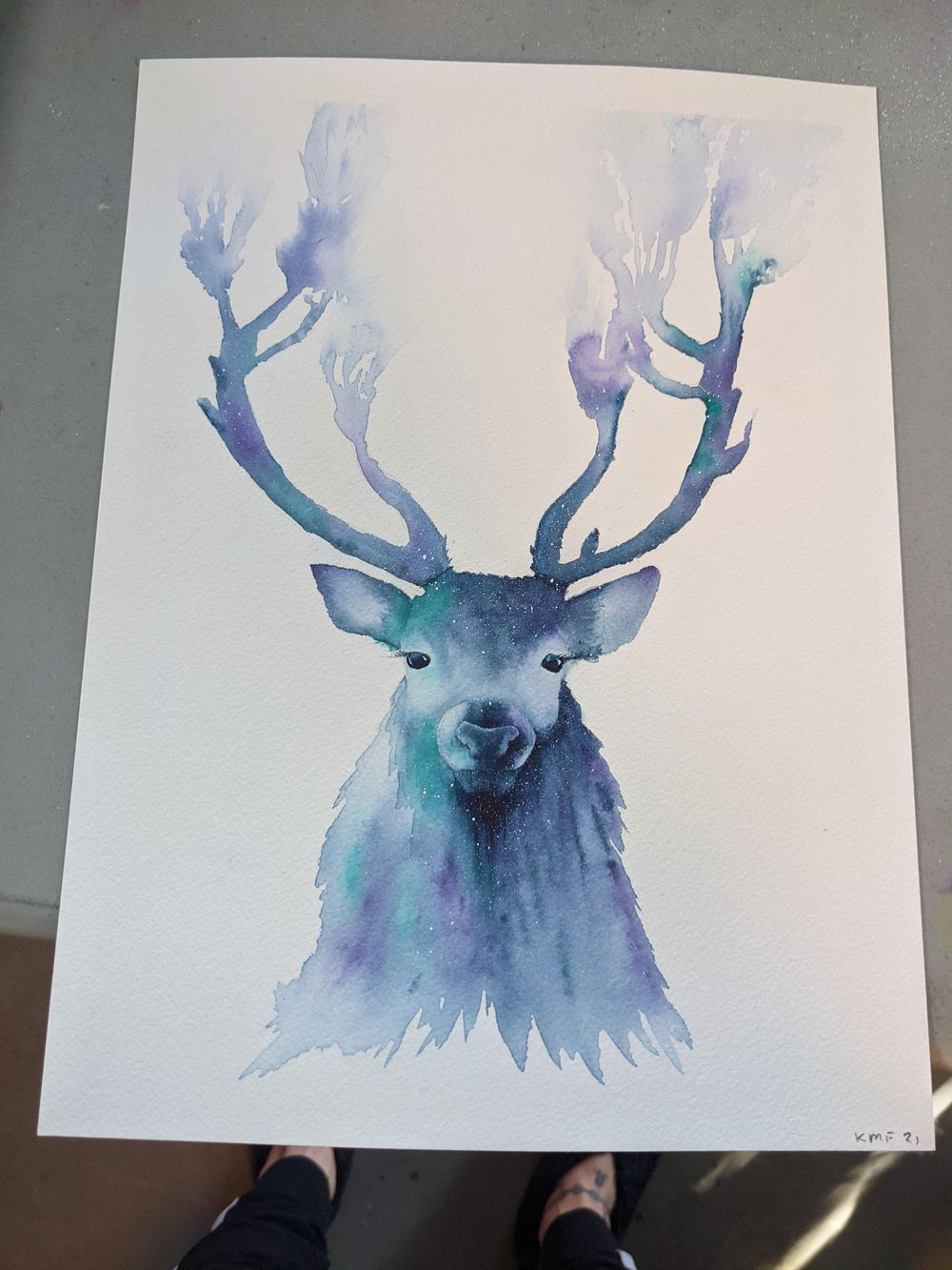 Holiday Stag - image 2 - student project