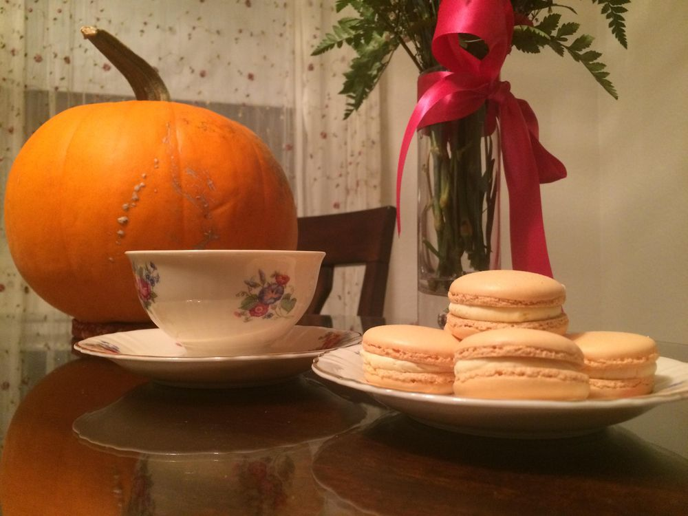 Macarons as gifts - image 6 - student project