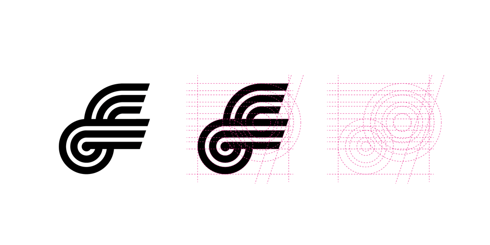 F lettermark  - image 2 - student project