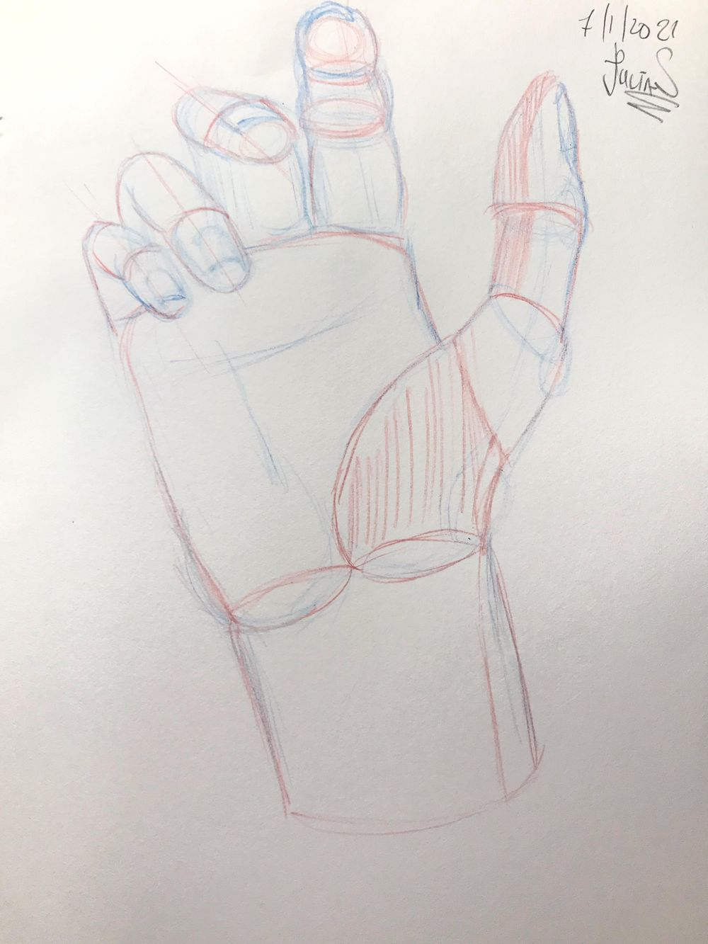 More hands - image 1 - student project