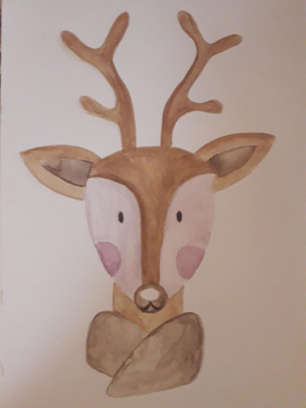 My Christmas Animals - image 1 - student project