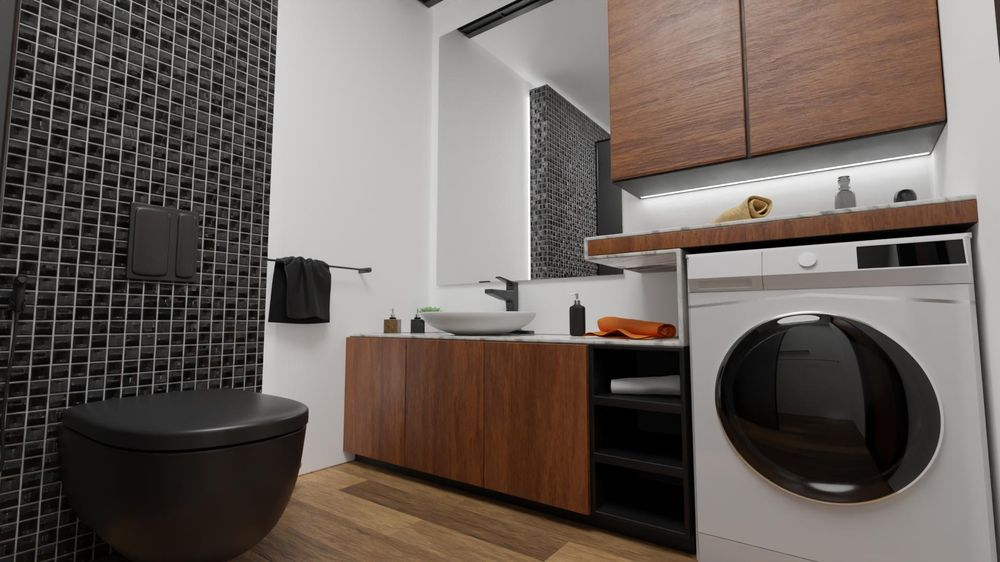 apartments interior design - image 1 - student project