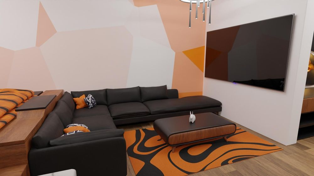apartments interior design - image 4 - student project