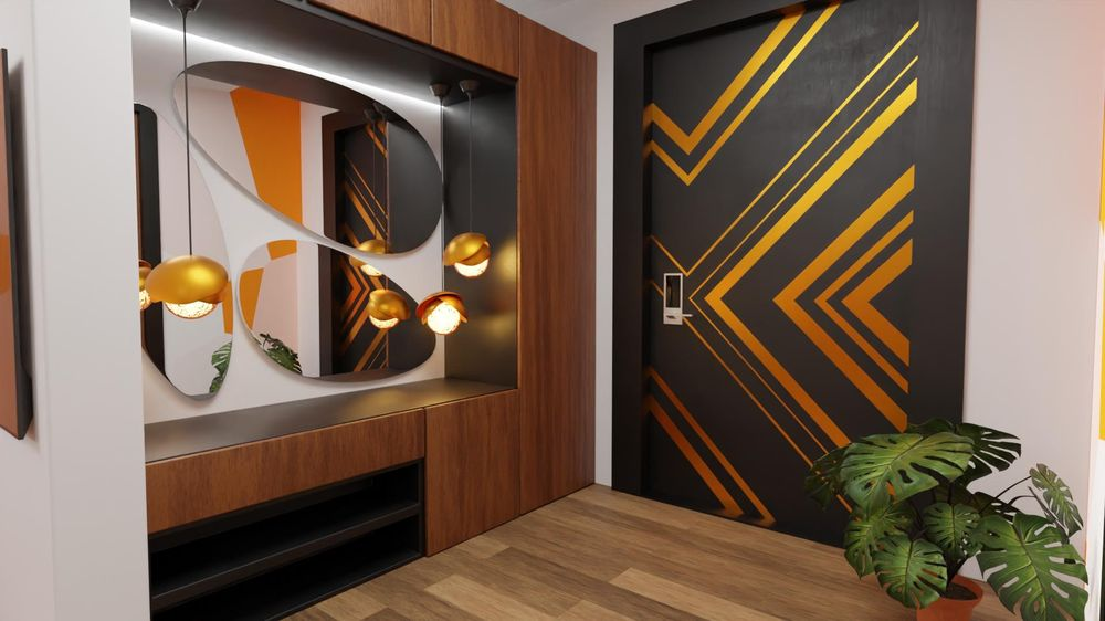 apartments interior design - image 3 - student project