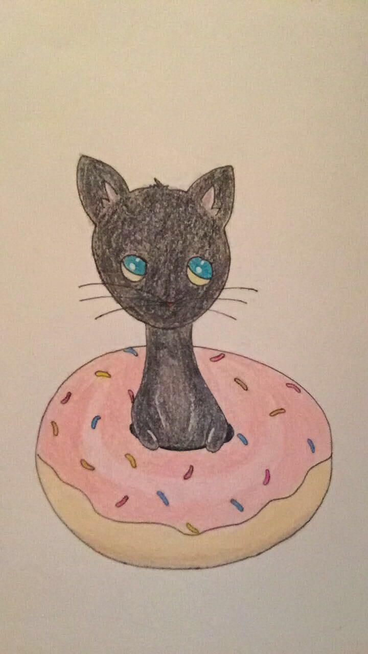 Cutie Kitten - image 1 - student project