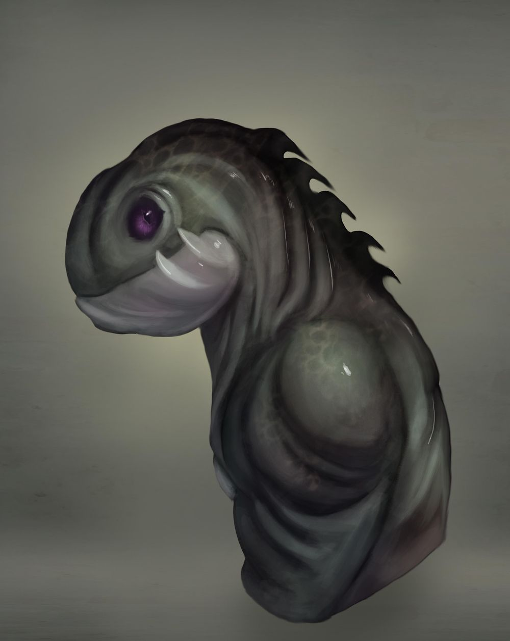 Render Practice for Creature Design - image 11 - student project