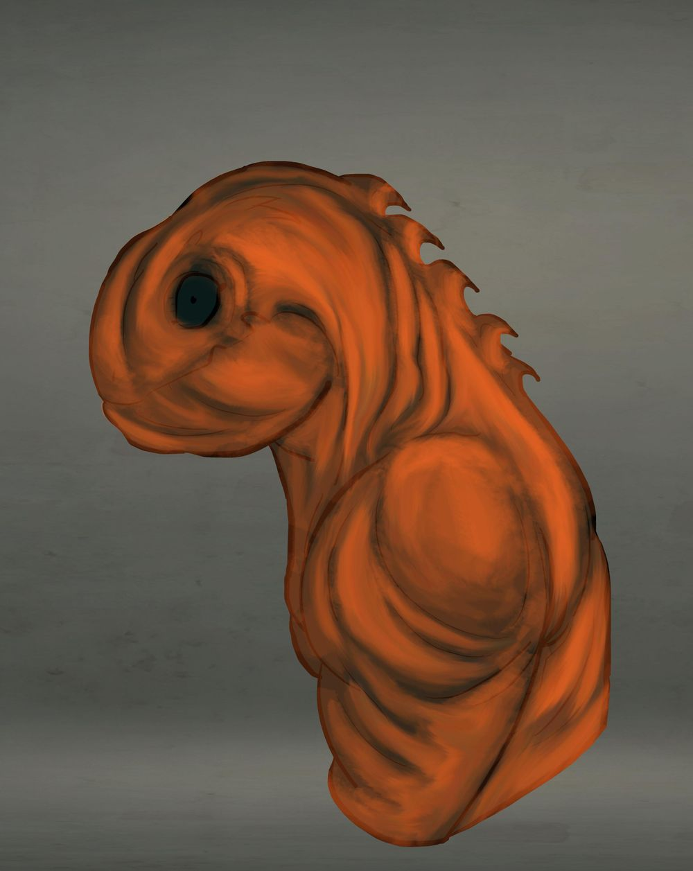 Render Practice for Creature Design - image 4 - student project
