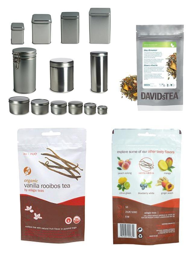 Lady Svetlana's Herbal Tea - image 1 - student project