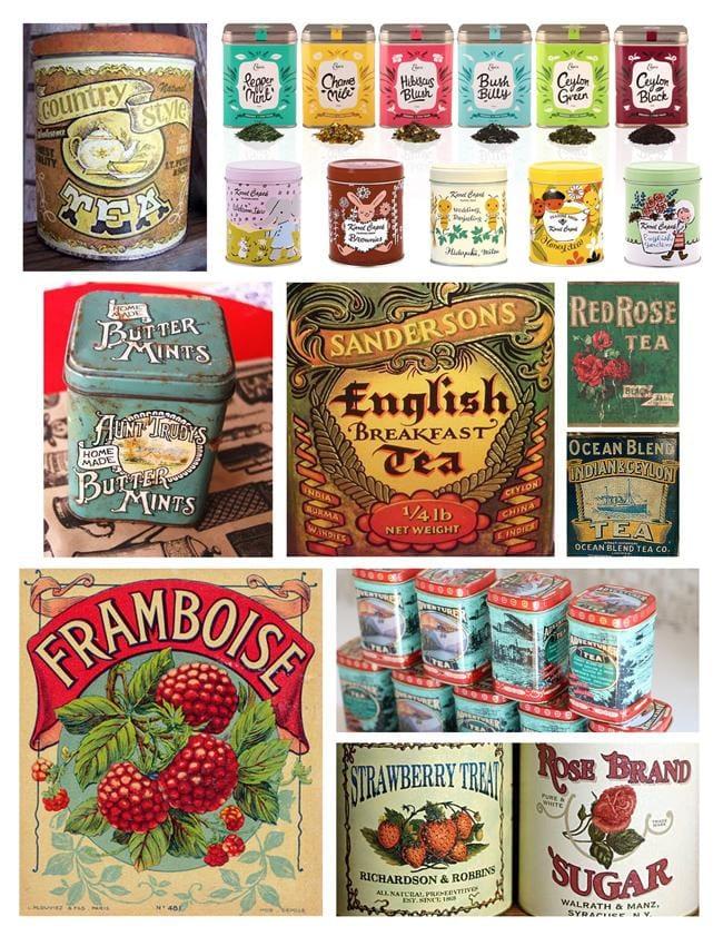 Lady Svetlana's Herbal Tea - image 2 - student project