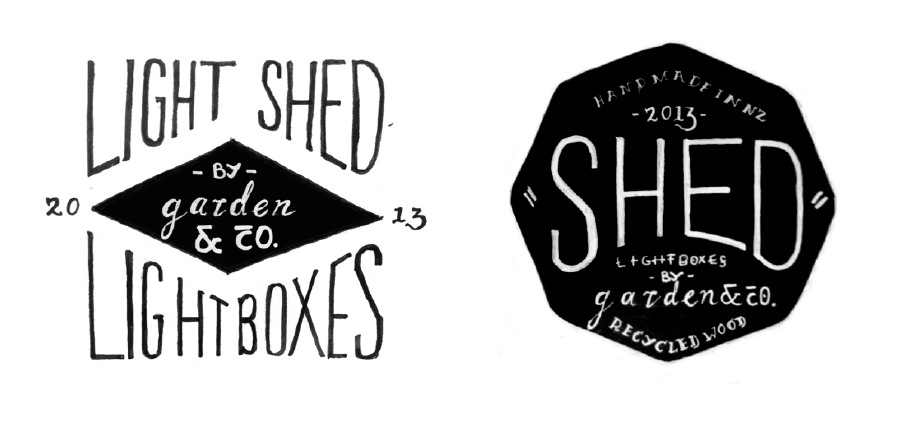 Shed Lightboxes  - image 7 - student project