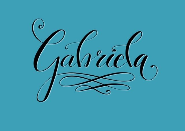 Gabriela - image 5 - student project