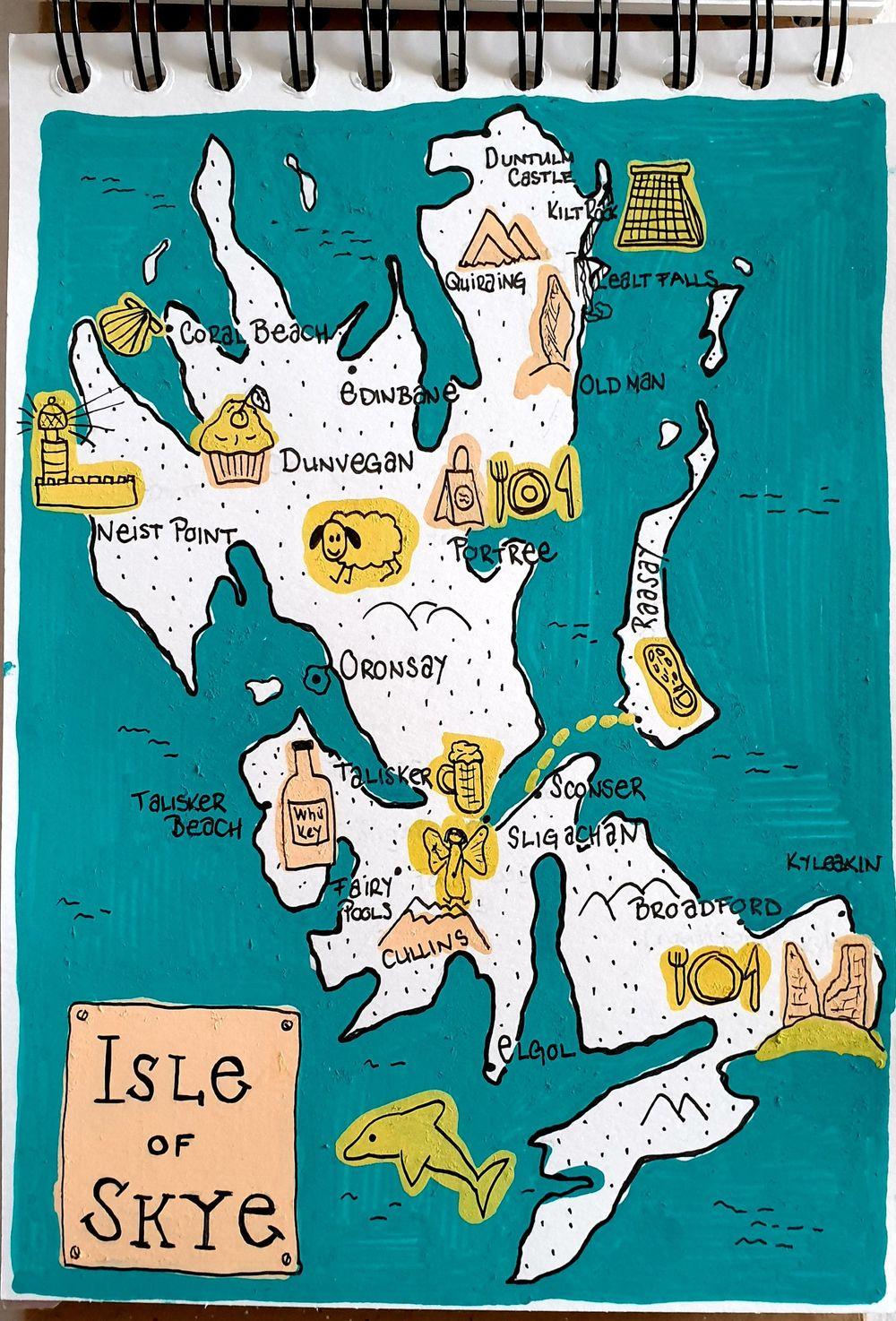 Isle of Skye - image 1 - student project