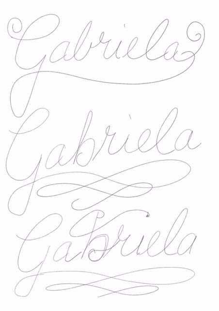 Gabriela - image 2 - student project