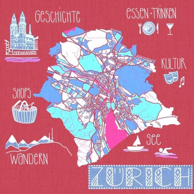 Stadt-Karten - image 3 - student project