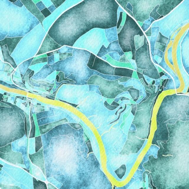 Stadt-Karten - image 2 - student project