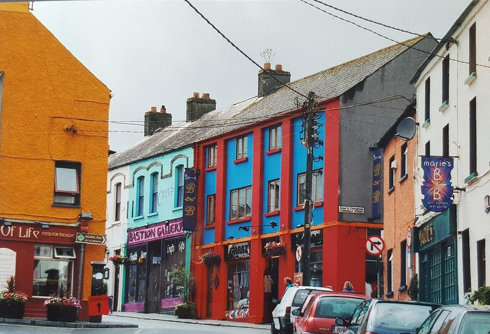 Sketching Athlone (Ireland) - image 1 - student project