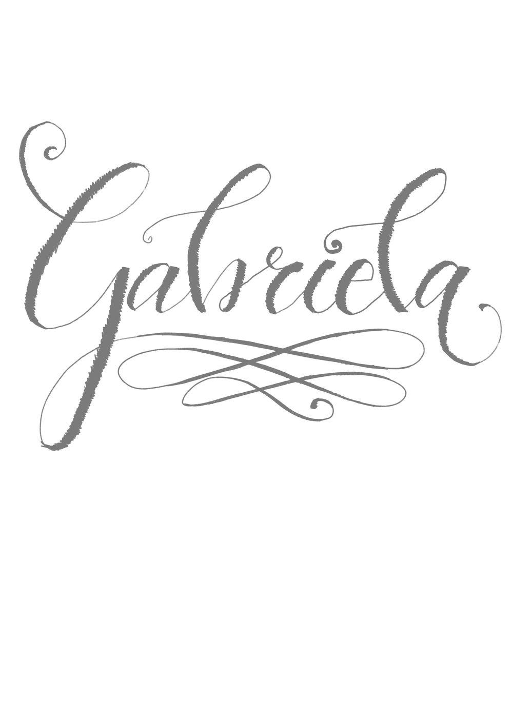 Gabriela - image 4 - student project