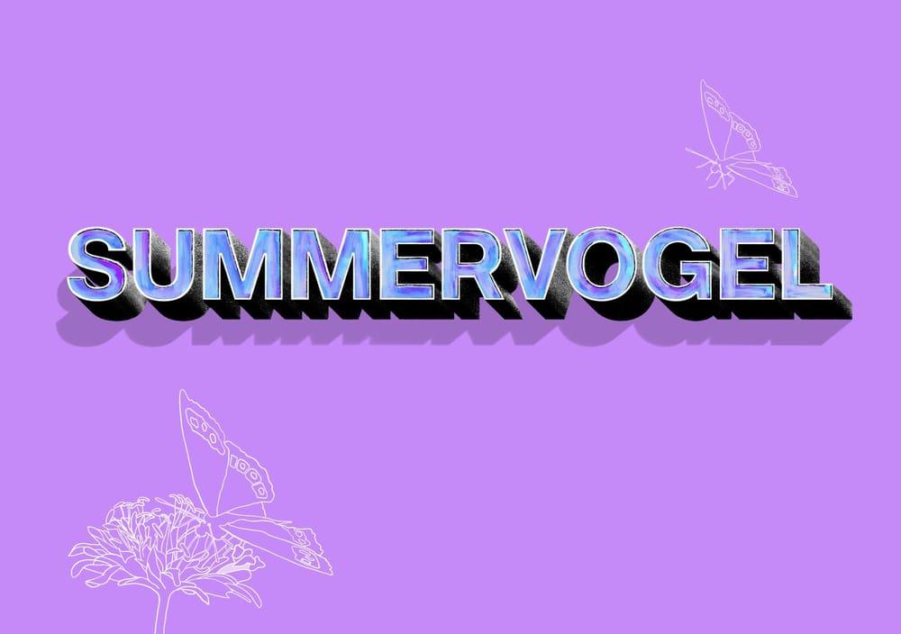Summervogel - image 1 - student project