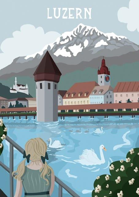 Luzern - image 1 - student project
