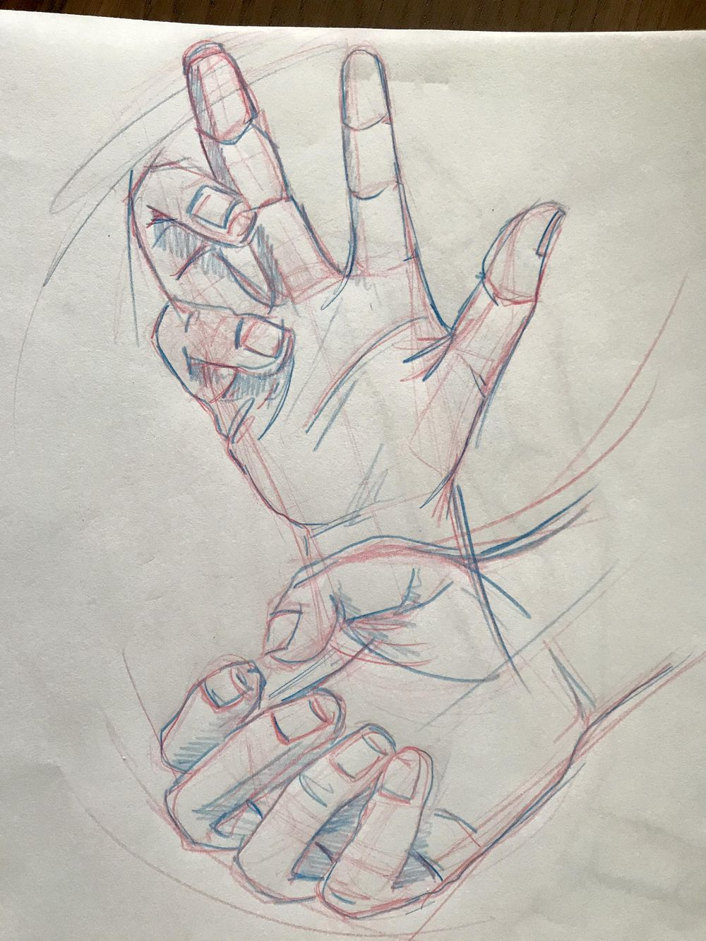 Hands +Movement - image 1 - student project