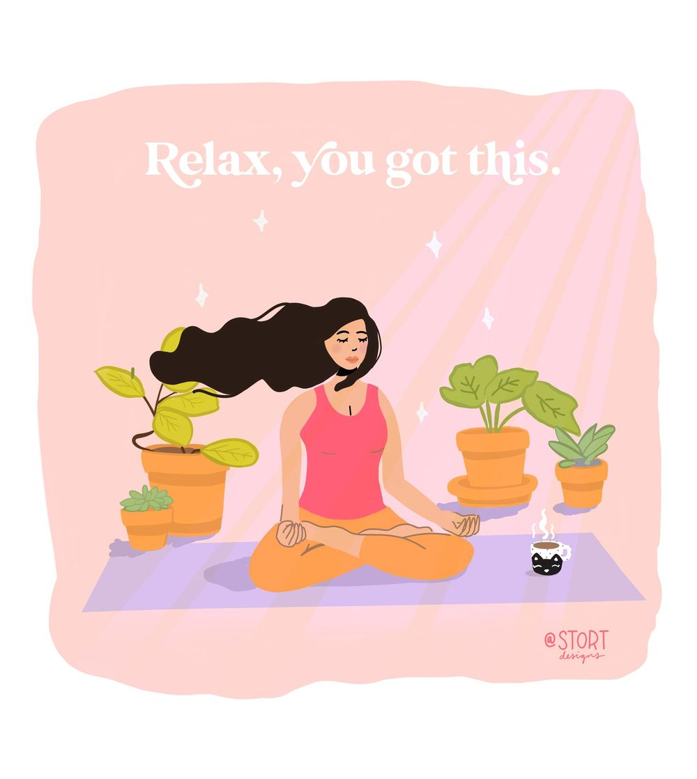 Yoga Chill - image 1 - student project