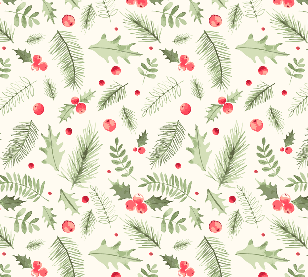 Holiday pattern - image 2 - student project