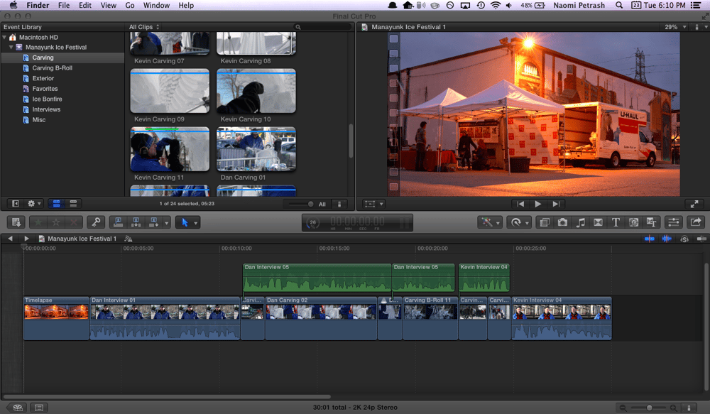 The Final Tale of the Manayunk Ice Festival - image 3 - student project