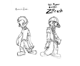 Z Fresh - image 1 - student project