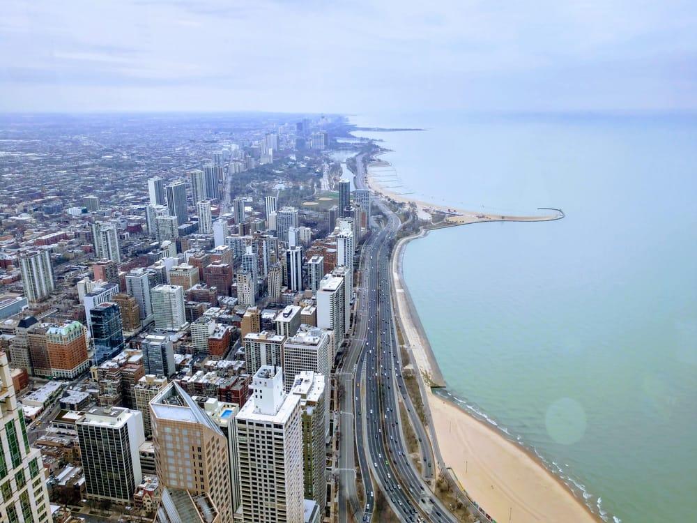 Chicago Shoreline - image 1 - student project
