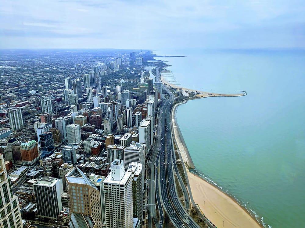 Chicago Shoreline - image 2 - student project