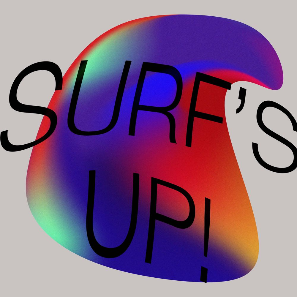 """Surf""""s up! - image 1 - student project"""