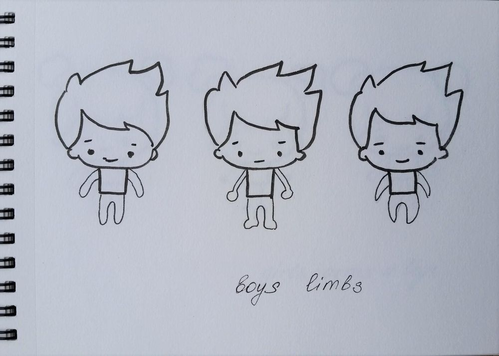 Chibi characters - image 3 - student project