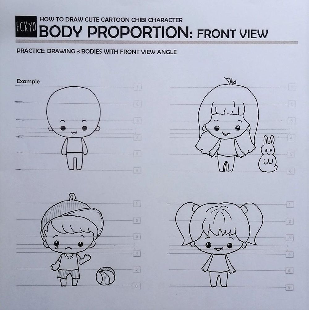 Chibi characters - image 11 - student project