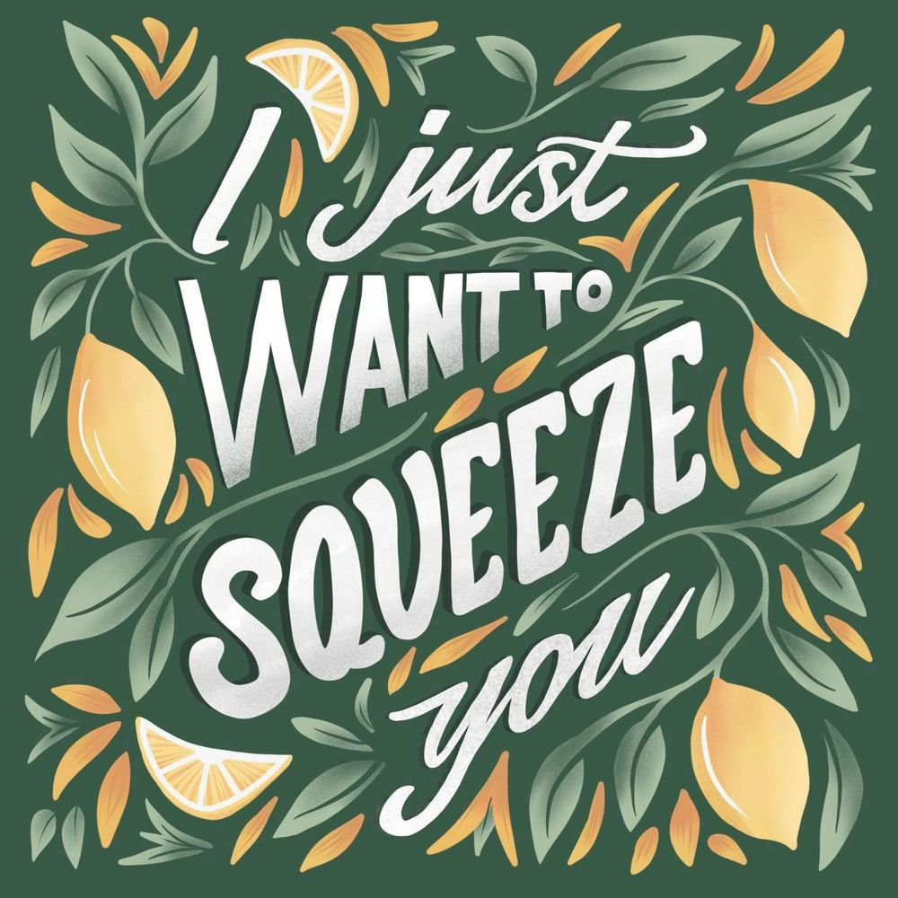 I just want to squeeze you - image 1 - student project