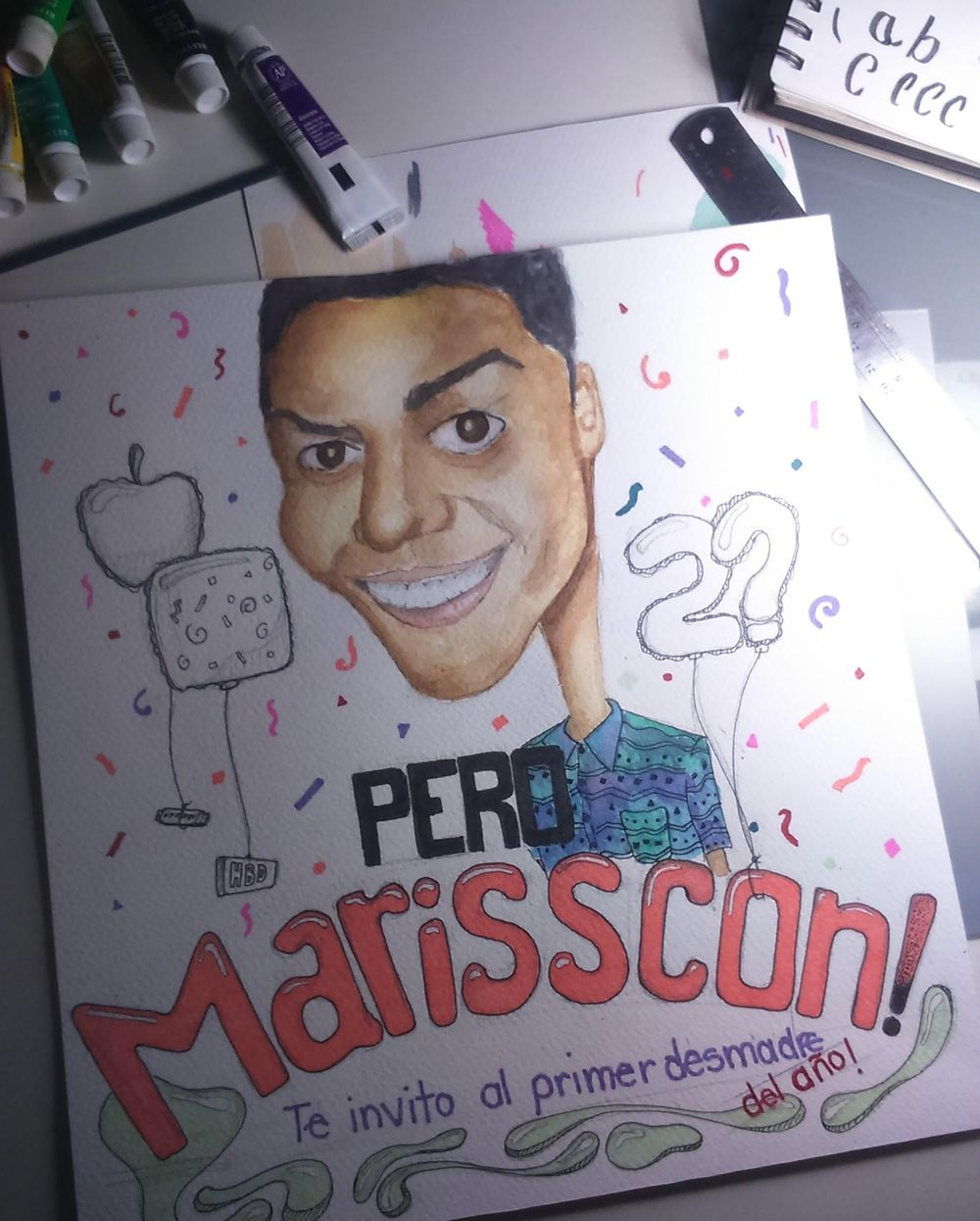 """PERO MARISSCON""  - image 4 - student project"
