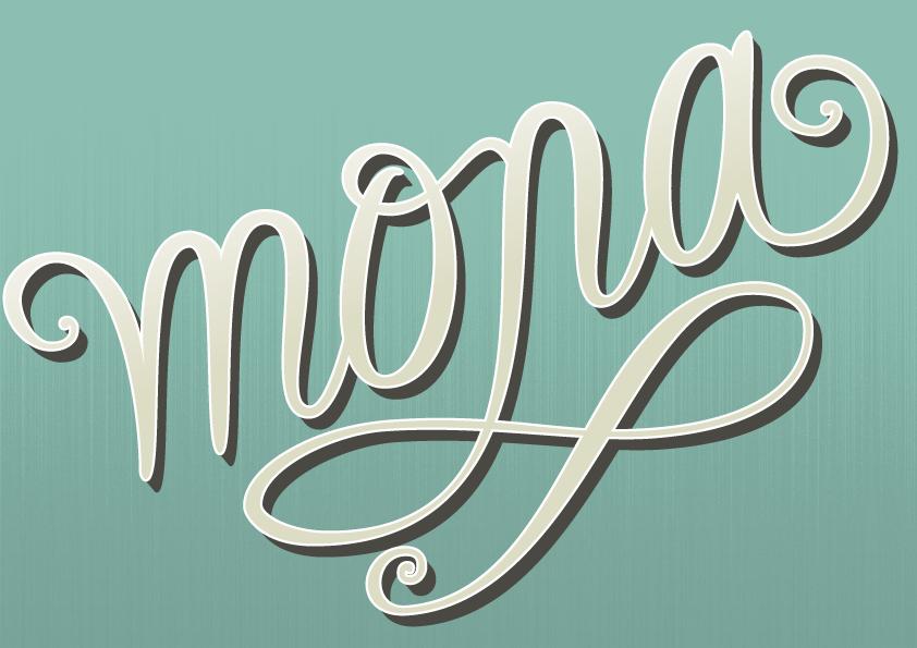 Handwriting Mona - image 5 - student project