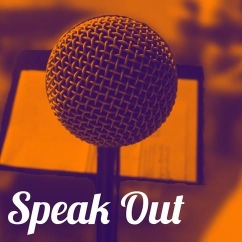 Duotone: Speak Out - image 1 - student project